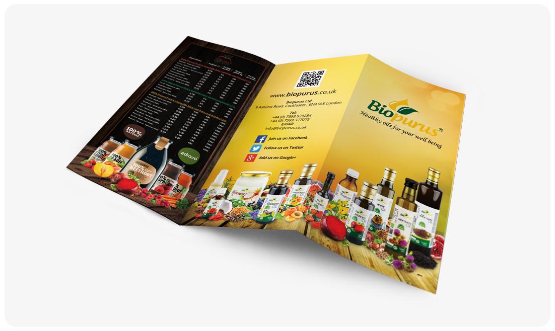 Biopurus leaflet